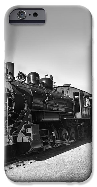 All Aboard iPhone Case by Robert Bales