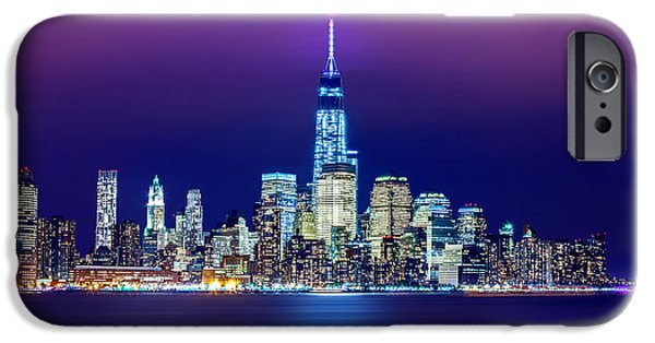 Financial District iPhone Cases - All That Glitters iPhone Case by Az Jackson