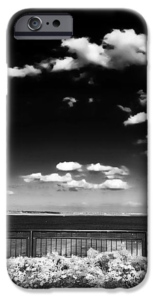 Along the Cooper River iPhone Case by John Rizzuto
