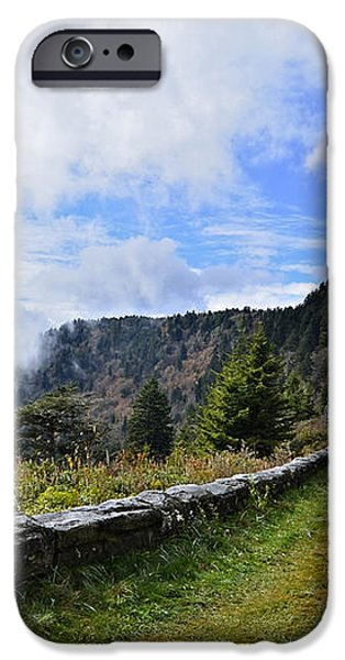 Along the Highway iPhone Case by Susan Leggett