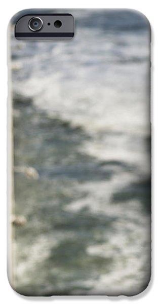 Alongside iPhone Case by Anne Gilbert