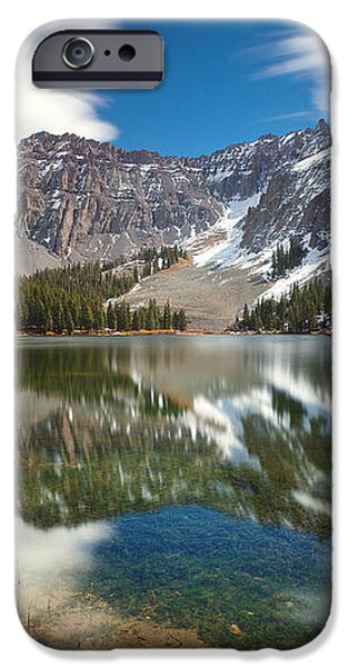 Alta Lakes iPhone Case by Darren  White
