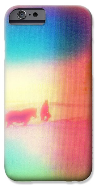 am I dreaming iPhone Case by Hilde Widerberg