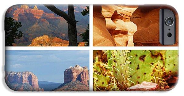 Sedona iPhone Cases - Amazing Arizona Beauty iPhone Case by Toby McGuire