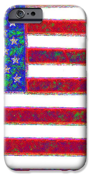 America - 20130122 iPhone Case by Wingsdomain Art and Photography