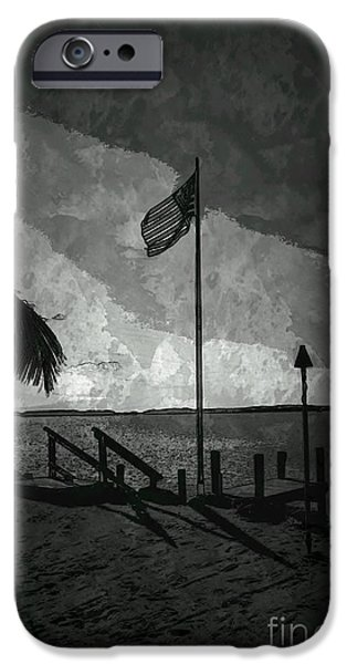 America all the Way 5 iPhone Case by Rene Triay Photography