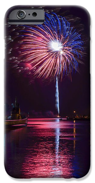 American Celebration iPhone Case by Bill Pevlor