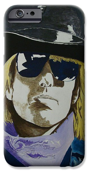 Best Sellers -  - Mad Hatter iPhone Cases - American Guy iPhone Case by Stuart Engel