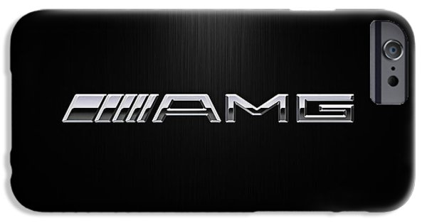 Automotive iPhone Cases - AMG Center Stage iPhone Case by Douglas Pittman