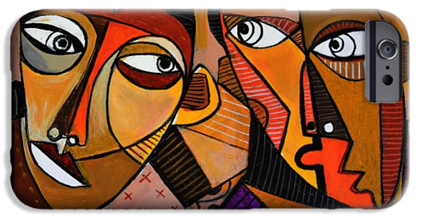 Robert Daniels iPhone Cases - Amor II iPhone Case by Robert Daniels