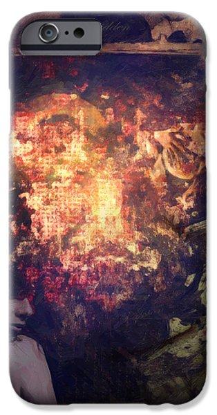 Hidden Desires iPhone Cases - An Affair of the Heart iPhone Case by Joe Misrasi
