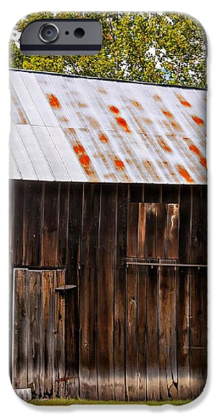 An American Barn 2 iPhone Case by Steve Harrington
