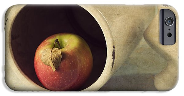 Table Top iPhone Cases - An Apple a Day... iPhone Case by Amy Weiss
