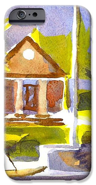 An Early Summers Morning iPhone Case by Kip DeVore