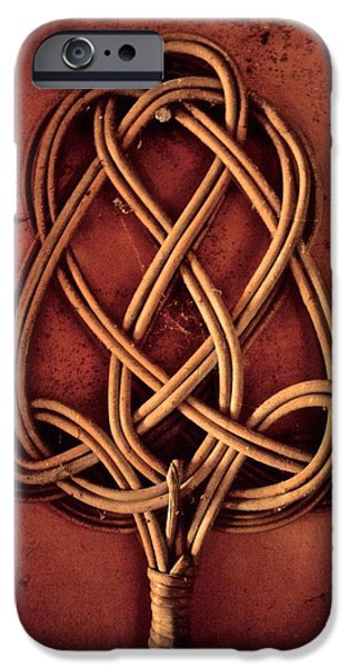 Beaters iPhone Cases - An Element Of Domestication iPhone Case by Odd Jeppesen