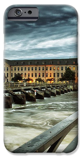 An Evening Down In The Flats iPhone Case by Shutter Happens Photography
