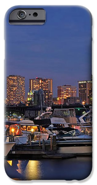 An Evening on the Charles iPhone Case by Joann Vitali