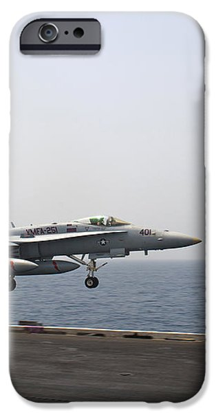 An Fa-18c Hornet Takes iPhone Case by Stocktrek Images
