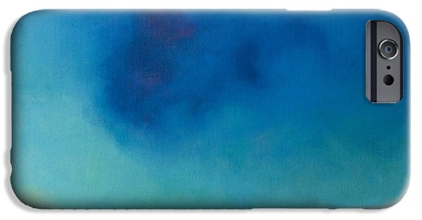 Invitations Paintings iPhone Cases - An Invitation to Heal iPhone Case by Tyler Willmore