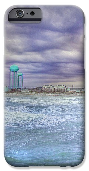 An Ocean of Clouds iPhone Case by Betsy A  Cutler