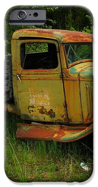 AN OLD FLATBED iPhone Case by Jeff  Swan