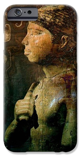Ancient Egypt iPhone Case by Gun Legler