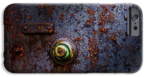 Rust iPhone Cases - Ancient Entry iPhone Case by Tom Mc Nemar