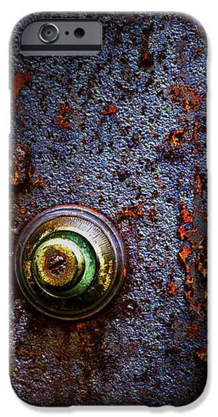 Ancient Entry iPhone Case by Tom Mc Nemar