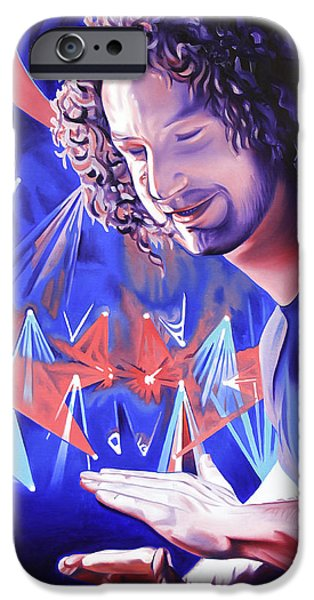 Andy Farag  iPhone Case by Joshua Morton