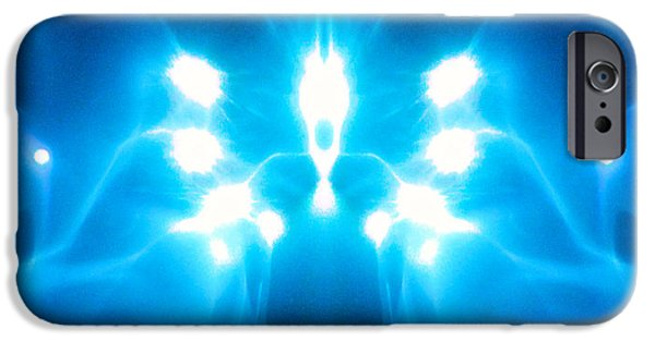 Miracle iPhone Cases - Angel Choir iPhone Case by Brian Leonard