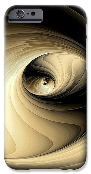 Surrealism Digital iPhone Cases - Anodized iPhone Case by Kevin Trow