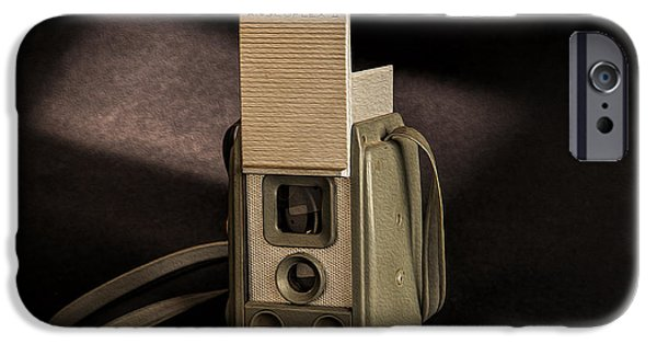 Antiques iPhone Cases - Anscoflex II iPhone Case by Peter Tellone