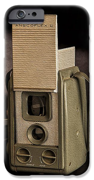 Anscoflex II iPhone Case by Peter Tellone