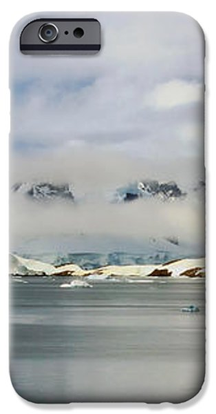 Antarctica Panorama iPhone Case by Mountain Dreams