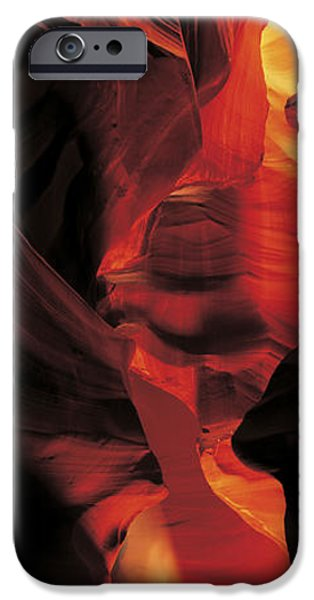 Cavern iPhone Cases - Antelope Canyon, Utah, Usa iPhone Case by Panoramic Images