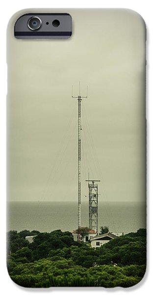 Antenna iPhone Case by Marco Oliveira