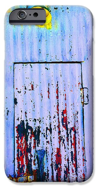 Makeshift iPhone Cases - Antique Garage Entrance iPhone Case by Christine  Dekkers