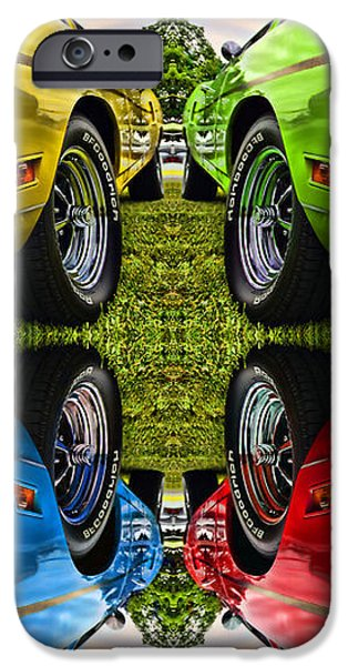Any Flavor You Like iPhone Case by Gordon Dean II