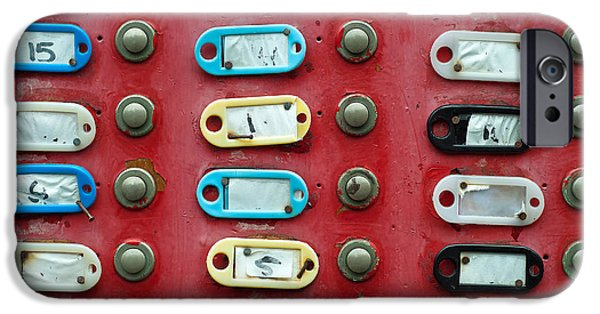 Electronic iPhone Cases - Anyone home? iPhone Case by Martin Bergsma
