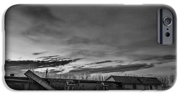 Ruin iPhone Cases - Apocalypse Now iPhone Case by Nebojsa Novakovic