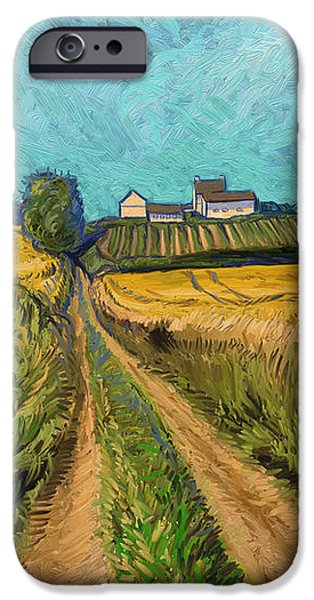 Apostelhoeve Wine Estate Maastricht iPhone Case by Nop Briex