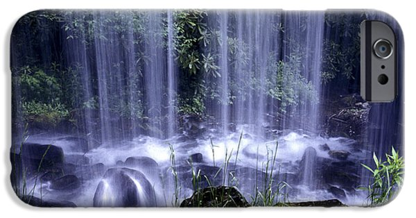 Grist Mill iPhone Cases - Appalachian Shower iPhone Case by Paul W Faust -  Impressions of Light