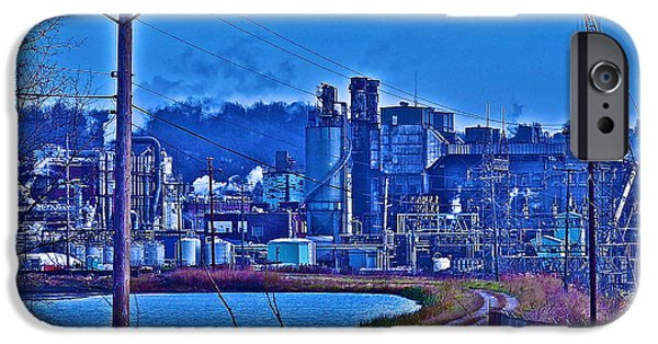 Electrical Equipment iPhone Cases - Appalachian Spring iPhone Case by Pam Lakes