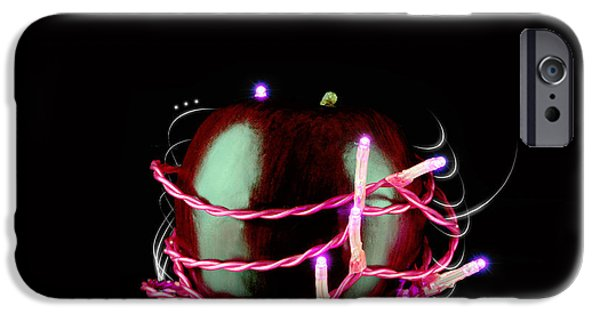 Electrical Equipment iPhone Cases - Apple fantasy iPhone Case by Toppart Sweden
