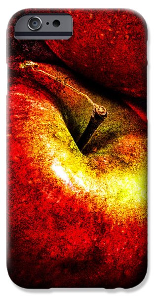 Collects iPhone Cases - Apples  iPhone Case by Bob Orsillo
