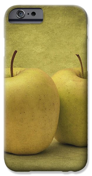 Apples iPhone Case by Taylan Soyturk
