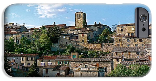 Cathar Country iPhone Cases - Aragon iPhone Case by France  Art