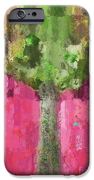 Hotel-room iPhone Cases - Albero - 12j2164155-04 iPhone Case by Variance Collections