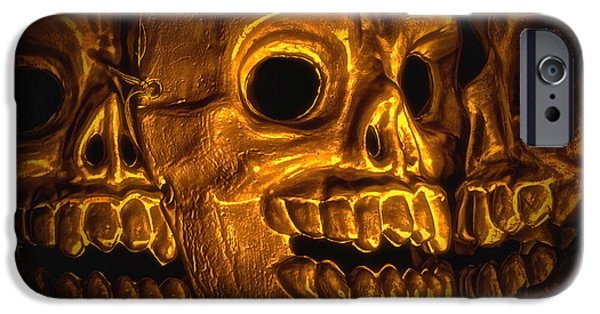 Archaeology iPhone Cases - Archaeology iPhone Case by Jeff  Gettis