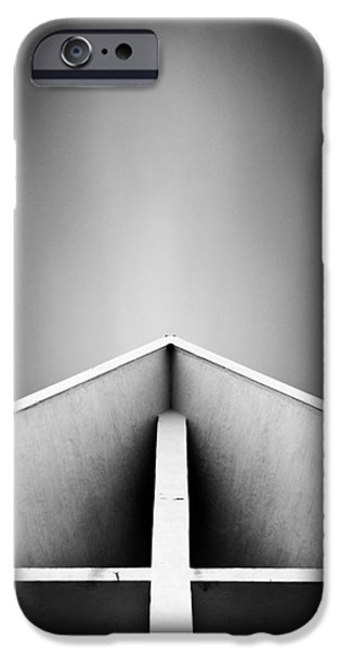 Arctic Cathedral iPhone Case by Dave Bowman